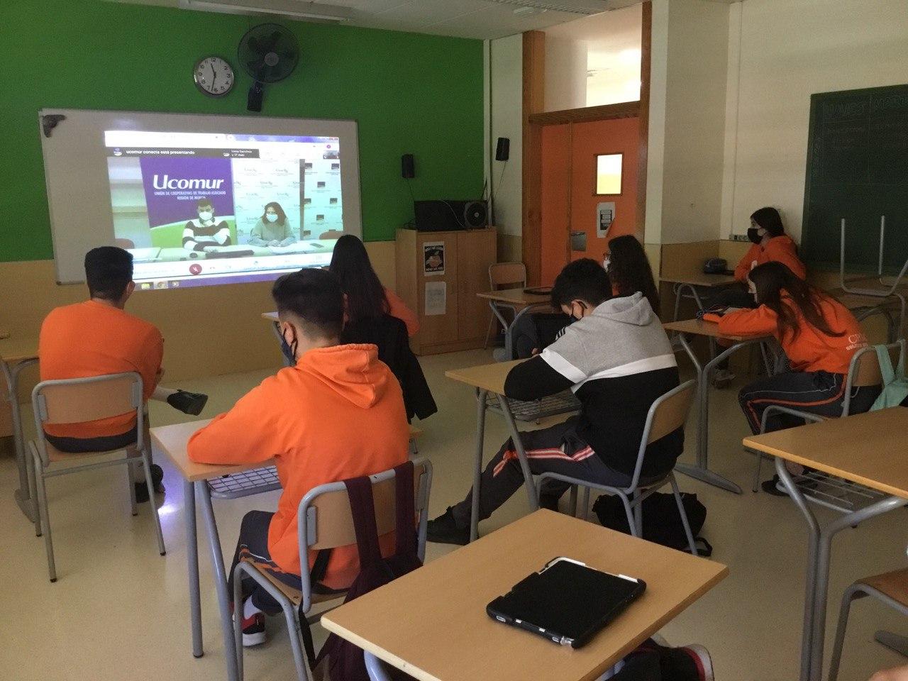 Finaliza Coopcamp, la experiencia internacional en la que han participado once cooperativas de enseñanza